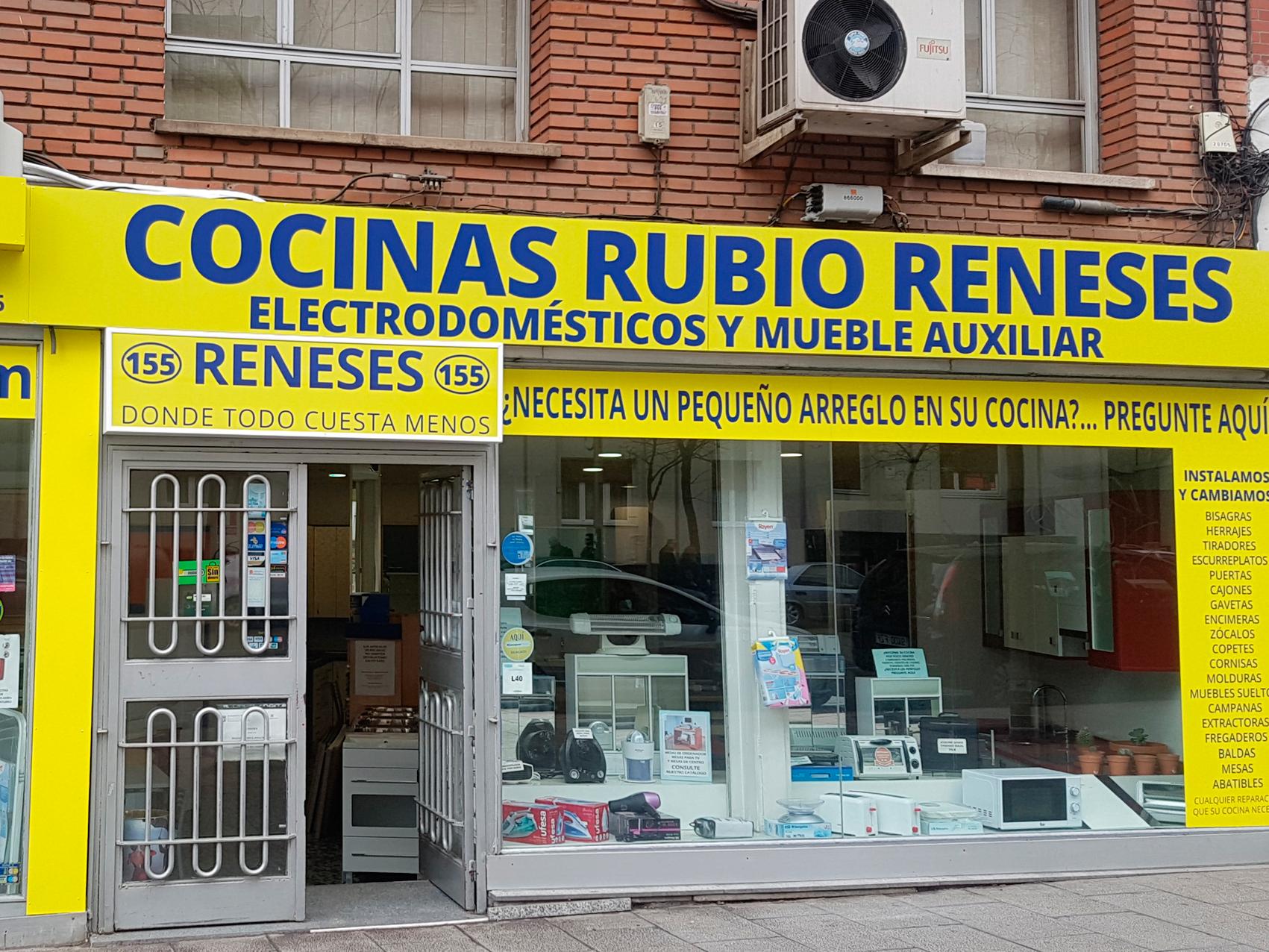 Contacto rubio reneses for M s mobiliario auxiliar para tu cocina s l